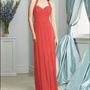 Dessy Collection firecracker dress size 10, 2932